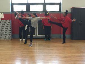2nd Trimester Dance Class Keller